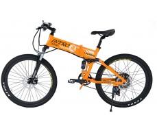 Электровелосипед Volteco Intro Orange