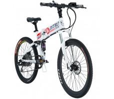 Электровелосипед Volteco Intro White