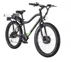 Электровелосипед Volteco Pedeggio Dual Black