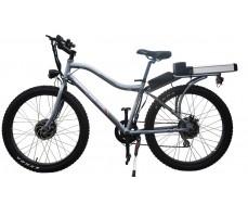Электровелосипед Volteco Pedeggio Dual Gray
