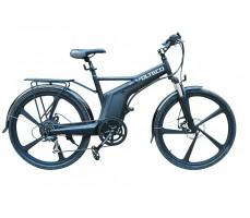 Электровелосипед Volteco Wervolf Black