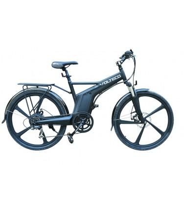 Электровелосипед Volteco Wervolf Black | Купить, цена, отзывы