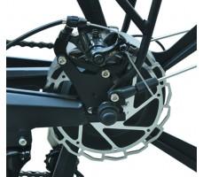 Фото колеса электровелосипеда Volteco Wervolf Black