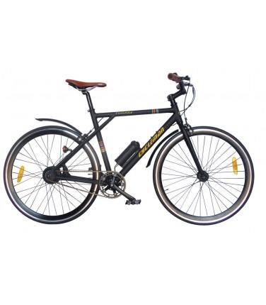 Электровелосипед Cycleman Runner Black  | Купить, цена, отзывы
