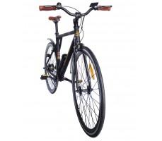 Фото электровелосипеда Cycleman Runner Black вид спереди