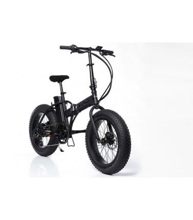 Электровелосипед Wellness Bad Dual Black | Купить, цена, отзывы