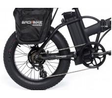 Фото колеса электровелосипеда Wellness Bad Dual Black