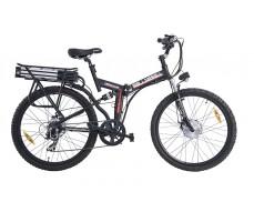 Электровелосипед Wellness Cross Dual Black