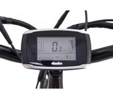 Фото велокомпьютера электровелосипеда Wellness Cross Dual Black