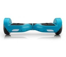 Гироскутер Smart Avatar Eco Blue, вид спереди