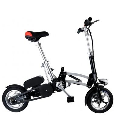 Электровелосипед Volteco Shrinker II черный | Купить, цена, отзывы