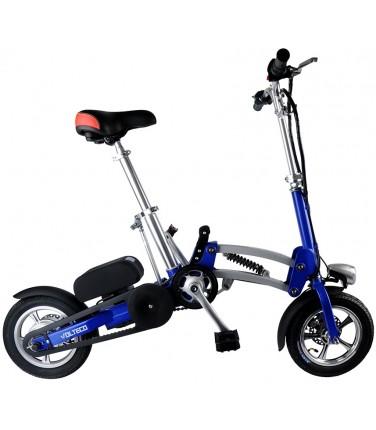 Электровелосипед Volteco Shrinker II синий | Купить, цена, отзывы