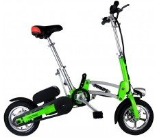 Электровелосипед Volteco Shrinker II Green