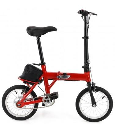 Электровелосипед Volteco Freego красный | Купить, цена, отзывы