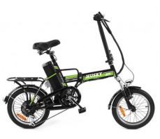Электровелосипед Wellness Husky 350 Green