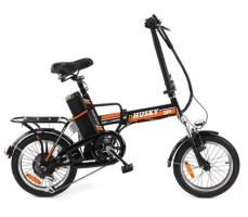 Электровелосипед Wellness Husky 350 Orange