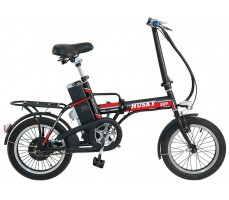 Электровелосипед Wellness Husky 350 Red