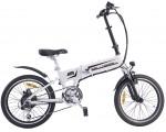 Электровелосипед Wellness Air 350 White-Black