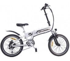 Электровелосипед Wellness Air 350 White-Black