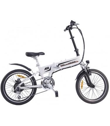 Электровелосипед Wellness Air 350 черно-белый | Купить, цена, отзывы