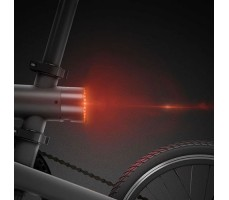 Фото переднего фонаря электровелосипеда Xiaomi (Mi) Mijia QiCycle