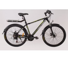 Электровелосипед Uberbike H26 Black