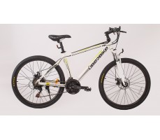 Электровелосипед Uberbike H26 White