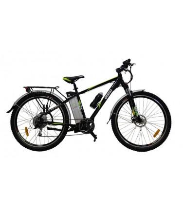 Велогибрид Eltreco ULTRA 500W зеленый | Купить, цена, отзывы