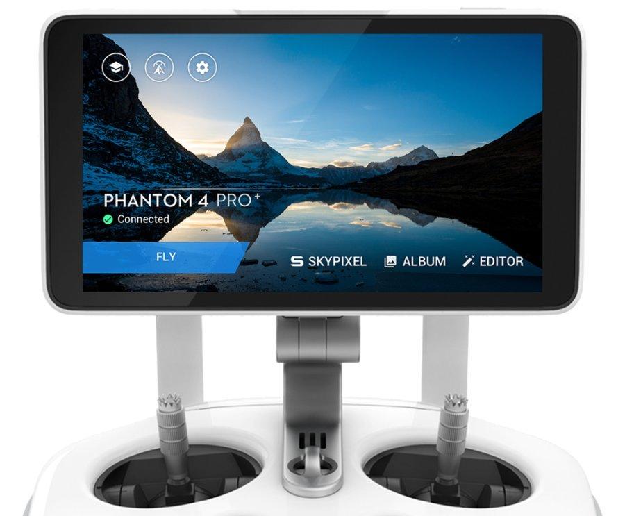 прямая трансляция на квадрокоптере dji phantom pro 4