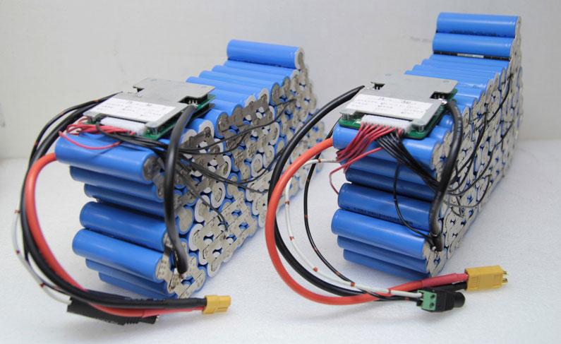 Аккумуляторы для электровелосипеда
