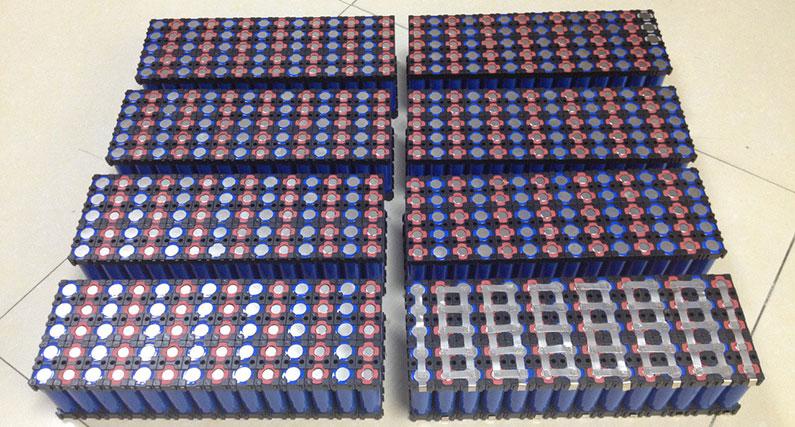 Аккумуляторы литиевые