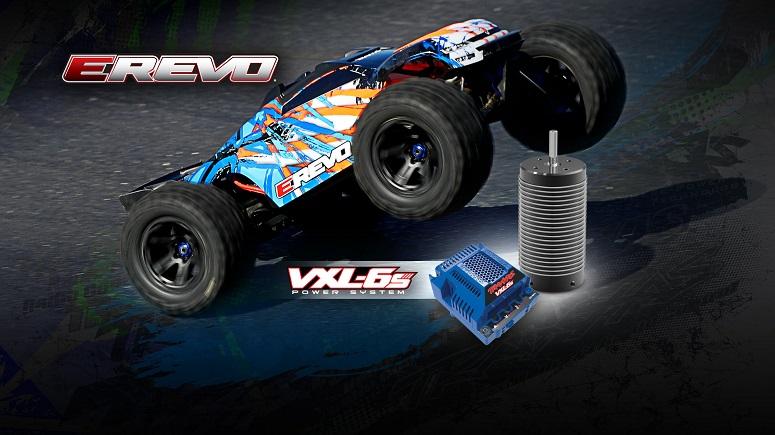 e-revo  силовая установка VXL-6S