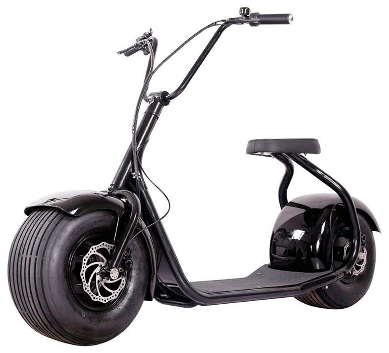 CITYCOCO – Harley-Davidson на электротяге