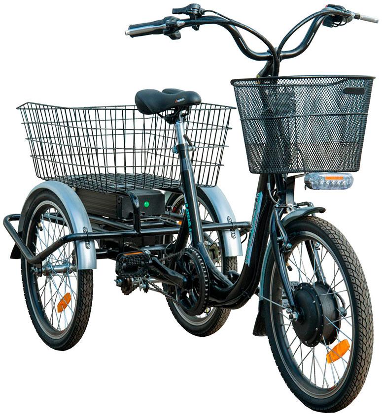 Wellness Fazenda Buick – компактный городской трицикл