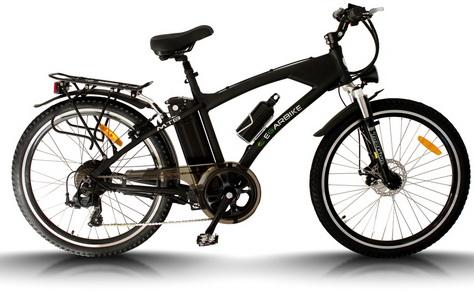 Электровелосипед с LifePo4