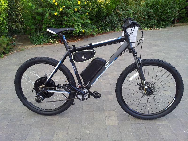 Электровелосипед с Литий-ионным АКБ