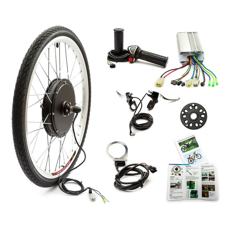 Комплект электроколеса для велосипеда