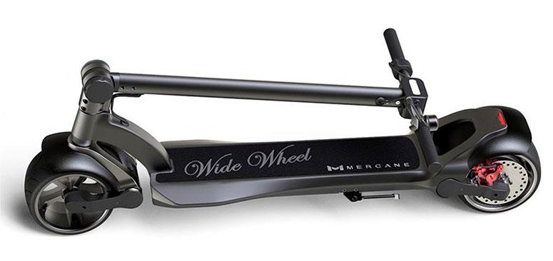 Электросамокат Wide Wheel
