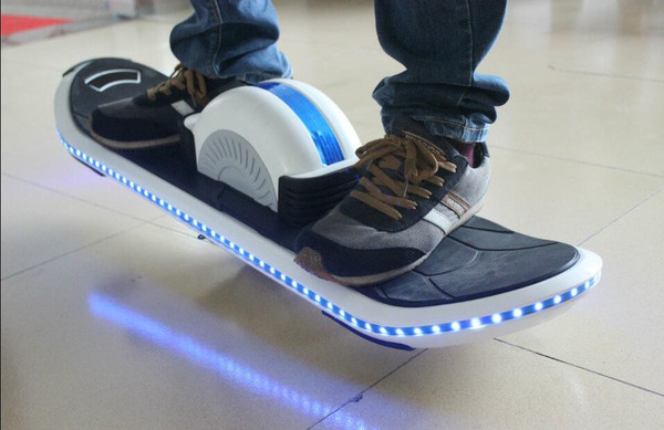 Электрический скейтборд Ecodrift Hoverboard Elite на моноколесе