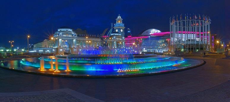 Киевская площадь