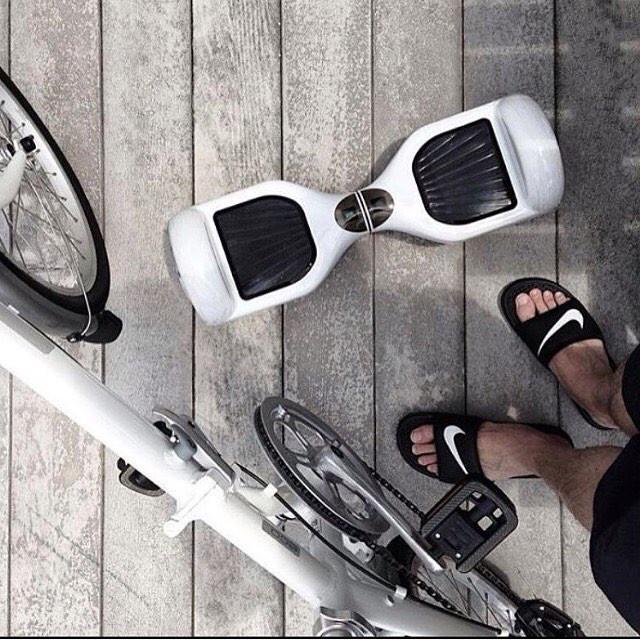 Гироскутер или велосипед?