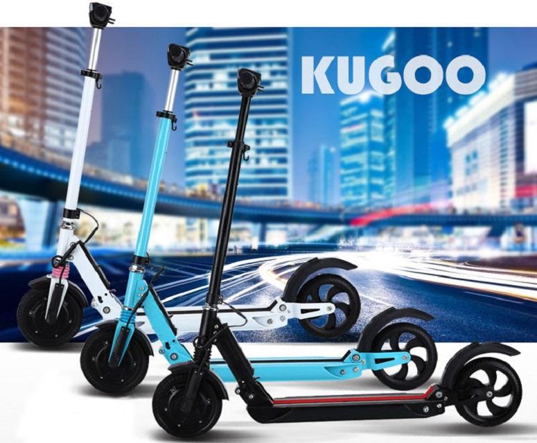 Kugoo s2 цвета