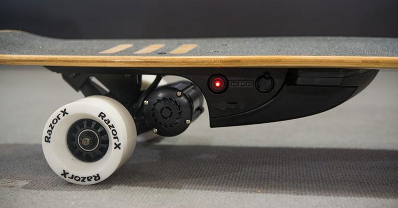 Мотор RazorX Cruiser Electric Skateboard