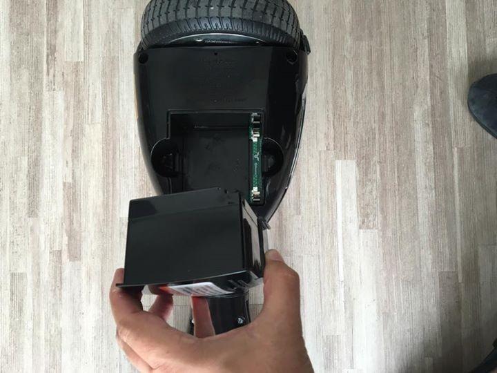 быстросъемный аккумулятор райзор ховертракс