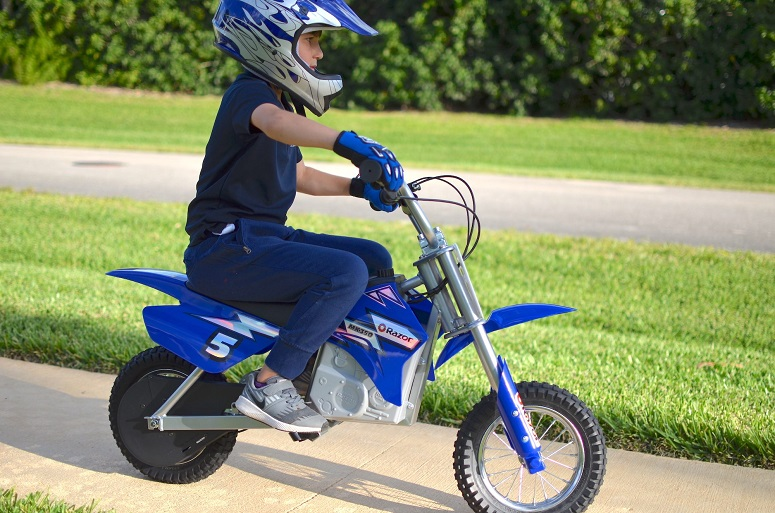 Razor Mx350 детский электромотоцикл