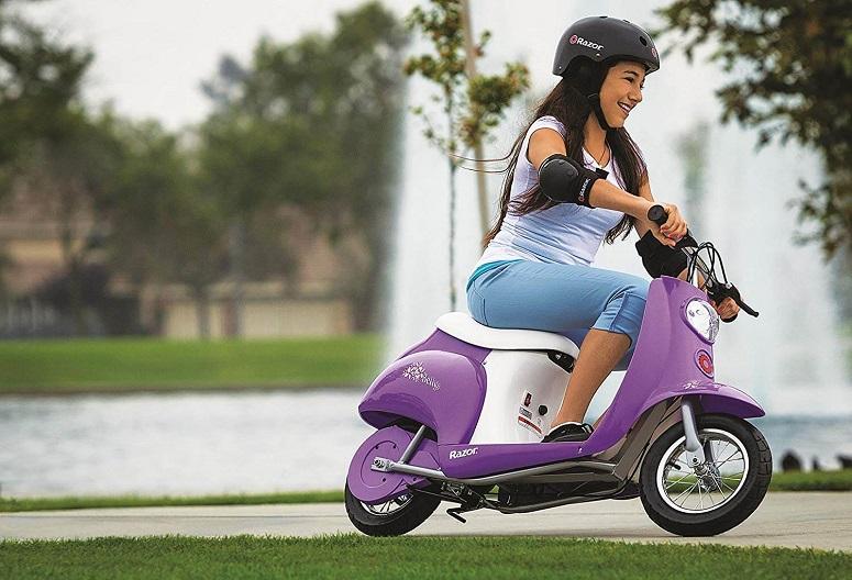 Razor Pocket Mod Betty электромотоцикл для девочек