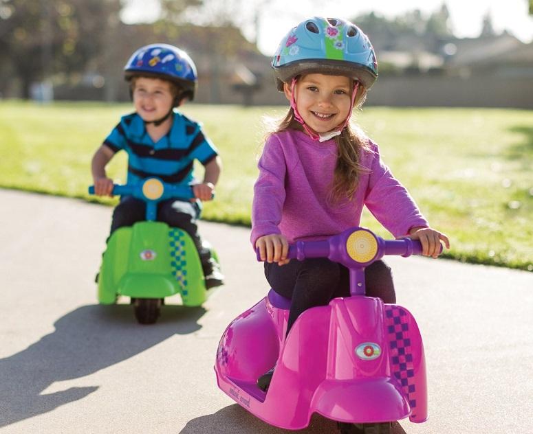 Razor Pocket Mod электротрицикл для малышей