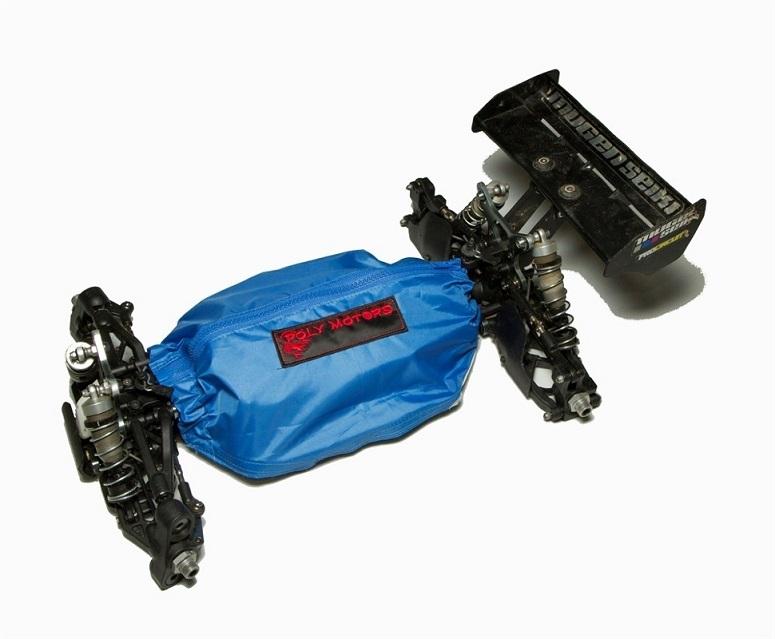 Защитный чехол на шасси rc машины