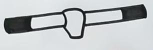 1 шаг: Самокат в объемной плоскости